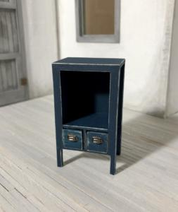 Midnight Blue Side Table