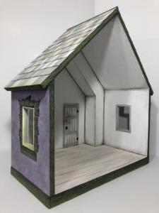 Purple Cottage Back 4