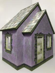Purple Cottage Side 2