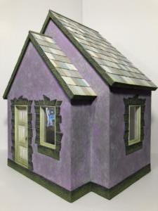 Purple Cottage Side 3